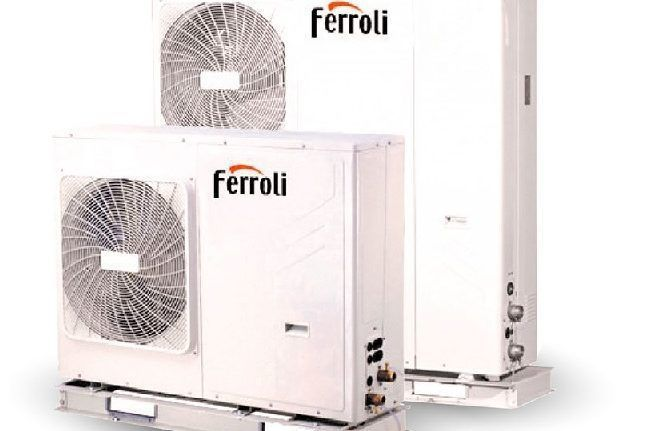Nueva bomba de calor ferroli inverter rvl i plus for Bomba de calor inverter
